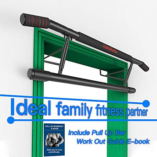 HANDSONIC Pull Up Bar Doorway
