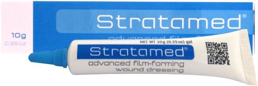 Stratpharma Stratamed Advanced Film-Forming Wound Dressing 10g / 0.35 oz