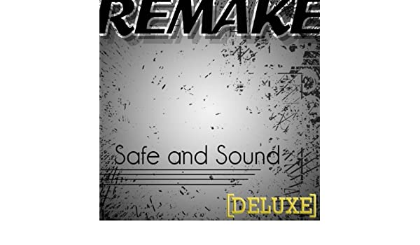 safe and sound karaoke mp3 download