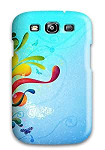 Special Design Back Hd 3d Abstractfulls 1080p Phone Case Cover For Galaxy S3