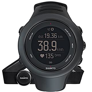 Suunto Ambit3 Sport/HRT Rate Monitor Watches Black