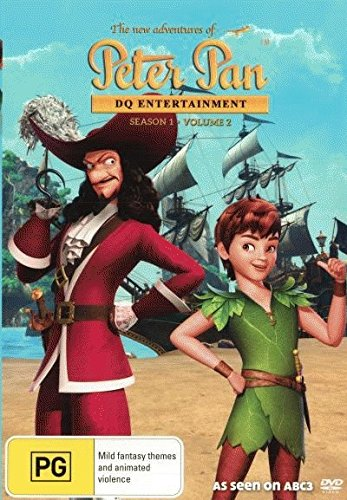 Best The New Adventures Of Peter Pan Products