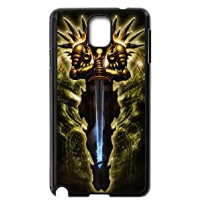 Diablo Samsung Galaxy Note 3 Cell Phone Case Black Ysmos