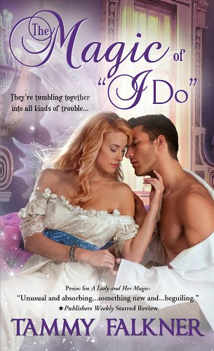 book cover of The Magic of \'I Do\'