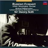 Russian Concert: Glinka / Mussorgsky