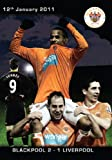 Blackpool 2 Liverpool 1-12th Jan 2011 [DVD]