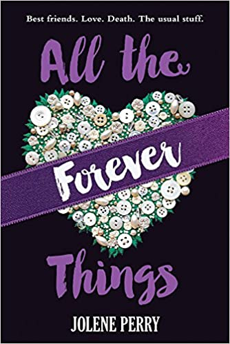 Image result for All the Forever Things by Jolene Perry