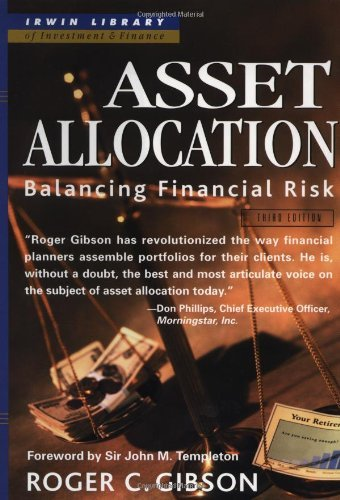 Download Asset Allocation: Balancing Financial Risk (McGraw-Hill Library of Investment & Finance) Pdf