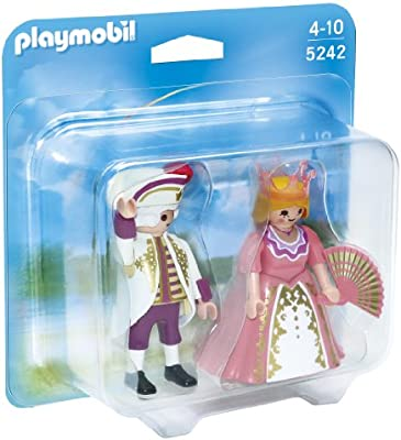 PLAYMOBIL Duo Pack - Duque y Duquesa (5242): Amazon.es: Juguetes y ...