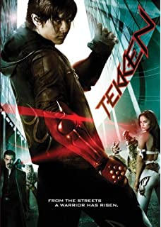 Amazon Com Tekken Blood Vengeance Movie Movies Tv