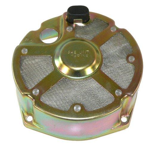 DB Electrical ADR1633 New Rear SRE Spark Arrestor Cover for Delco 10SI Alternator /1851178, 1985495 /Type 110 Found on Mercury Marine