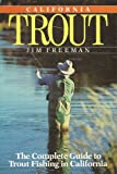 California Trout, Jim Freeman, 0877012512