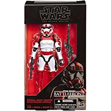 STAR WARS BATTLEFRONT BLACK SERIES SHOCK TROOPER WALMART EXCLUSIVE