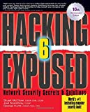 img - for Hacking Exposed: Network Security Secrets and Solutions, Sixth Edition book / textbook / text book