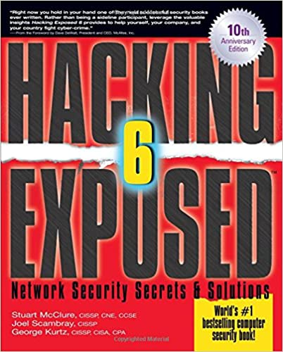 Hacking Secrets Exposed Book Pdf