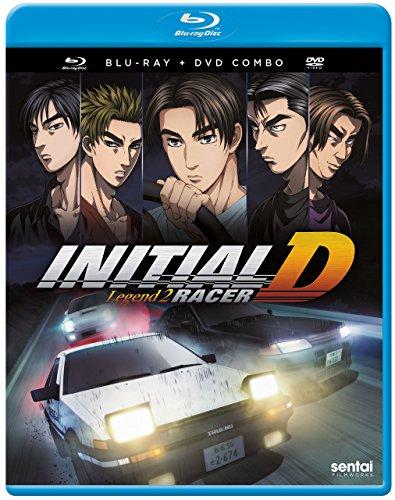 Initial D Legend 2: Racer/ [Blu-ray]
