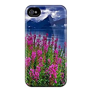 New Iphone 6 Cases Covers Casing(lakeshore Flowers)