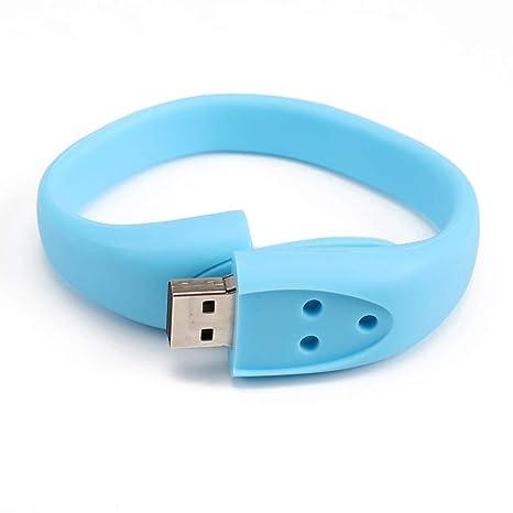 Shuda 1Pcs 8GB Flash USB Flash Drive Muñeca Cuero Memoria Stick USB Stick Almacenamiento USB DataTraveler