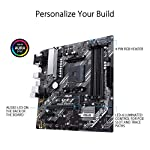 ASUS-PRIME-B450M-A-II-AMD-B450-Ryzen-AM4-Micro-ATX-Motherboard-with-M2-Support-HDMIDVI-DD-Sub-SATA-6-Gbps-1-Gb-Ethernet-USB-32-Gen-2-Type-A-BIOS-FlashBack-Aura-Sync-RGB-Lighting-Support