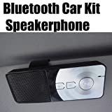 Bluetooth Handsfree In-car Visor Kit for All Samsung Phones