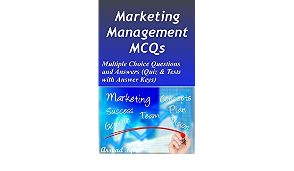 Amazon com: Marketing Management MCQs: Multiple Choice Questions and