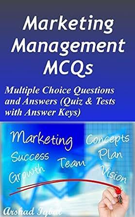 Amazon com: Marketing Management MCQs: Multiple Choice