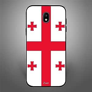 Samsung Galaxy J4 Georgia Flag, Zoot Designer Phone Covers