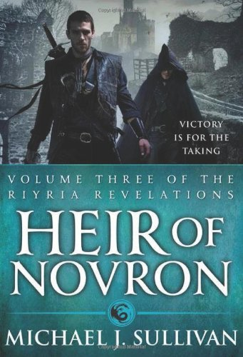 Heir of Novron, Vol. 3(Riyria Revelations)