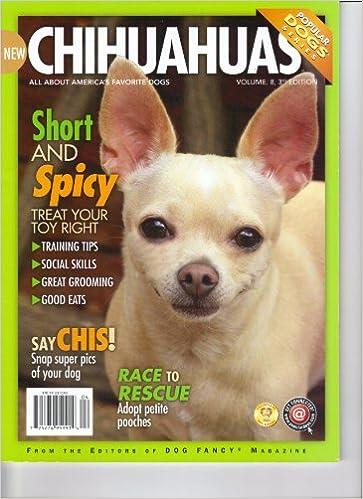 Chihuahuas Volume 8 Popular Dogs Series Amy K Hooper Amazon Com
