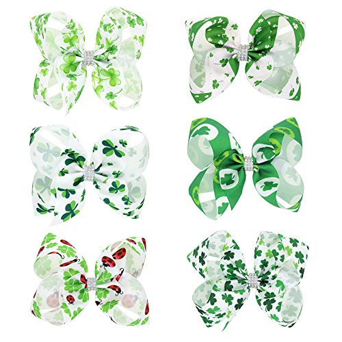 Bow Leaves - LD DRESS St Patricks Day 6