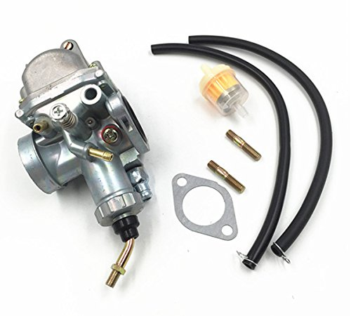 Anngo New Carburetor FIT Yamaha Grizzly 125 YFM125 YFM CARB CARBY 2004-2013 Direct FIT