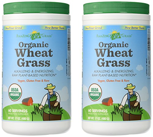 Amazing Organic Servings 17 ounce Container