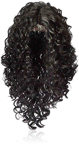 Sensationnel Empress L Part Lace Front Wig - ALEXIS (1B - OFF BLK)