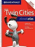 Rand Mcnally Get Around Twin Cities Street Atlas, , 0528867091