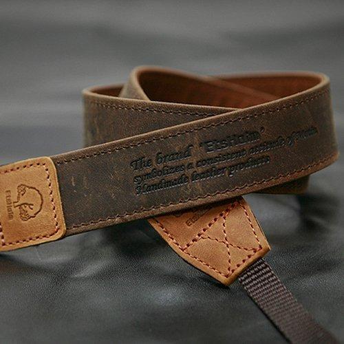 MATIN D-SLR RF Mirrorless Camera Vintage-30 Leather Neck Sho