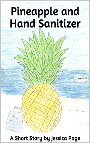 pineapple-and-hand-sanitizer