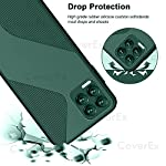 CoverEx Shockproof Line Textured Case Back Cover for Realme 8 Pro (Flexible   Scratch Resistant & Anti Slip   Camera…