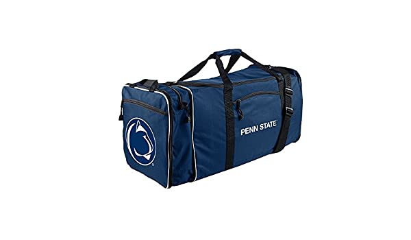 0b961c88e185 Amazon.com   Amirshay Inc. Penn State Nittany Lions NCAA Steal Duffel Bag  (Navy) (2-Pack)   Sports   Outdoors