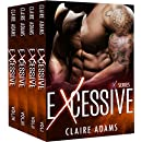 Excessive - The Complete Series Box Set (A Single Dad Romance (X Series #1)