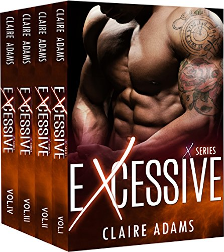 Excessive - The Complete Series Box Set (A Single Dad Romance (X Series #1) cover