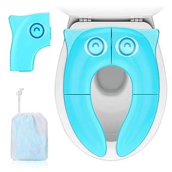 Amazon.com: Furado - Asiento de inodoro para niños, portátil ...
