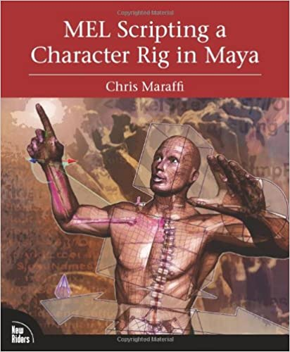 MEL Scripting a Character Rig in Maya: Chris Maraffi