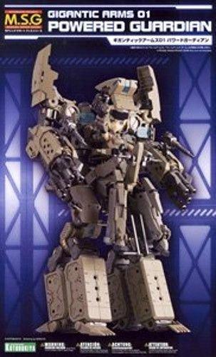 Kotobukiya Frame Arms Gigantic 01: Powered Guardian Plastic Model - Worldwide Delivery Tracking