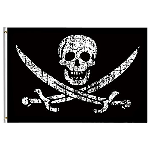 pirate flags jolly roger flag
