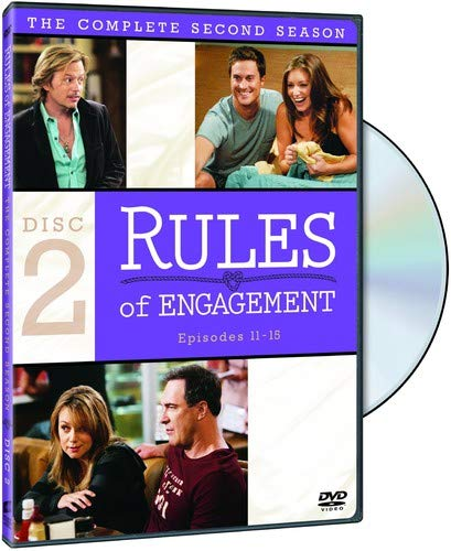 Rules of Engagement: Season 2 (Rules Of Engagement Volume 2)
