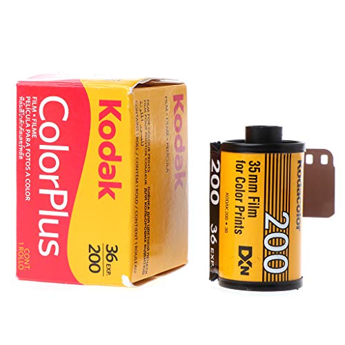 Fmingdou 1 Roll Color Plus ISO 200 35mm 135 Format 36EXP Negative Film for LOMO Camera