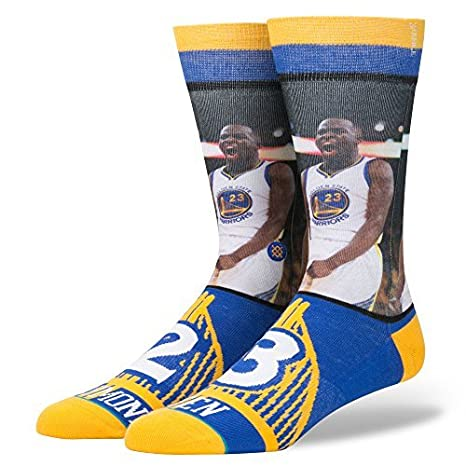 Stance Golden State Warriors dray Luna Green NBA Calcetines: Amazon.es: Deportes y aire libre