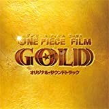 One Piece Film Gold - O.S.T. (2CDS) [Japan CD] TYCT-60090
