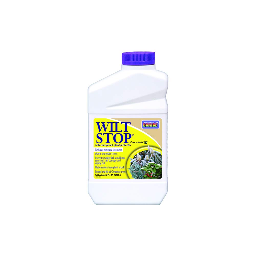 Bonide (BND102) - Wilt Stop Anti-transpirant Plant Protector Concentrate (32 oz.)