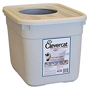 3. Clevercat Top Entry Litter Box